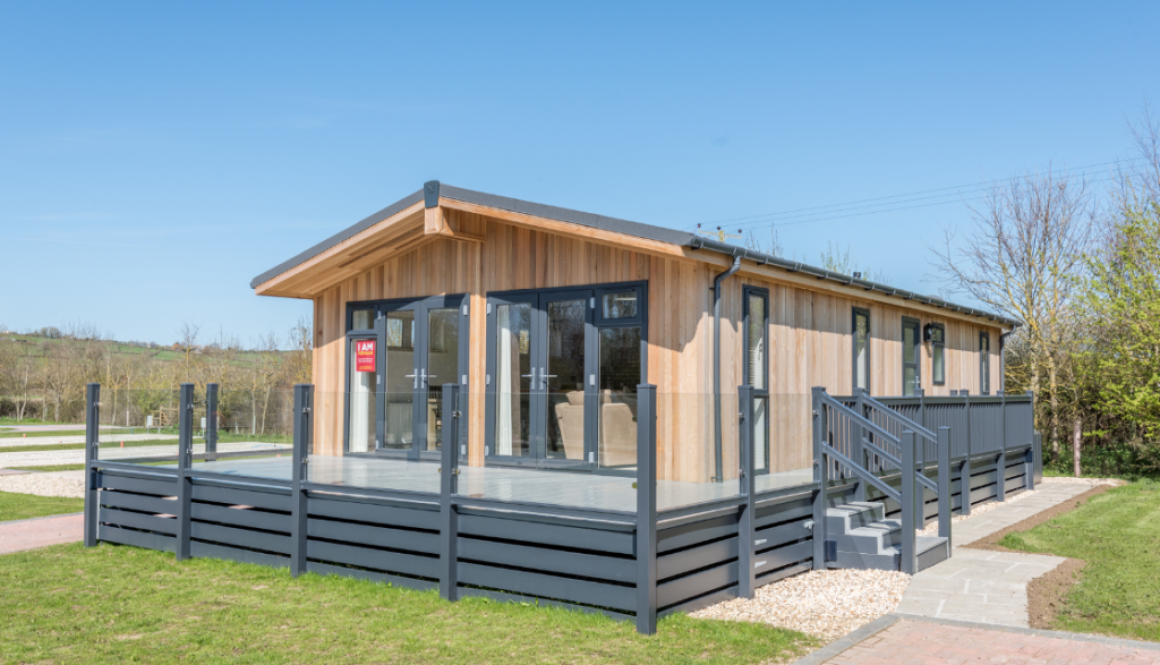 Higher Charaton Holiday Park, Cornwall